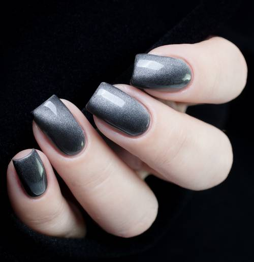 "Gel-polish ""Antique Silver"". 3.5 ml."