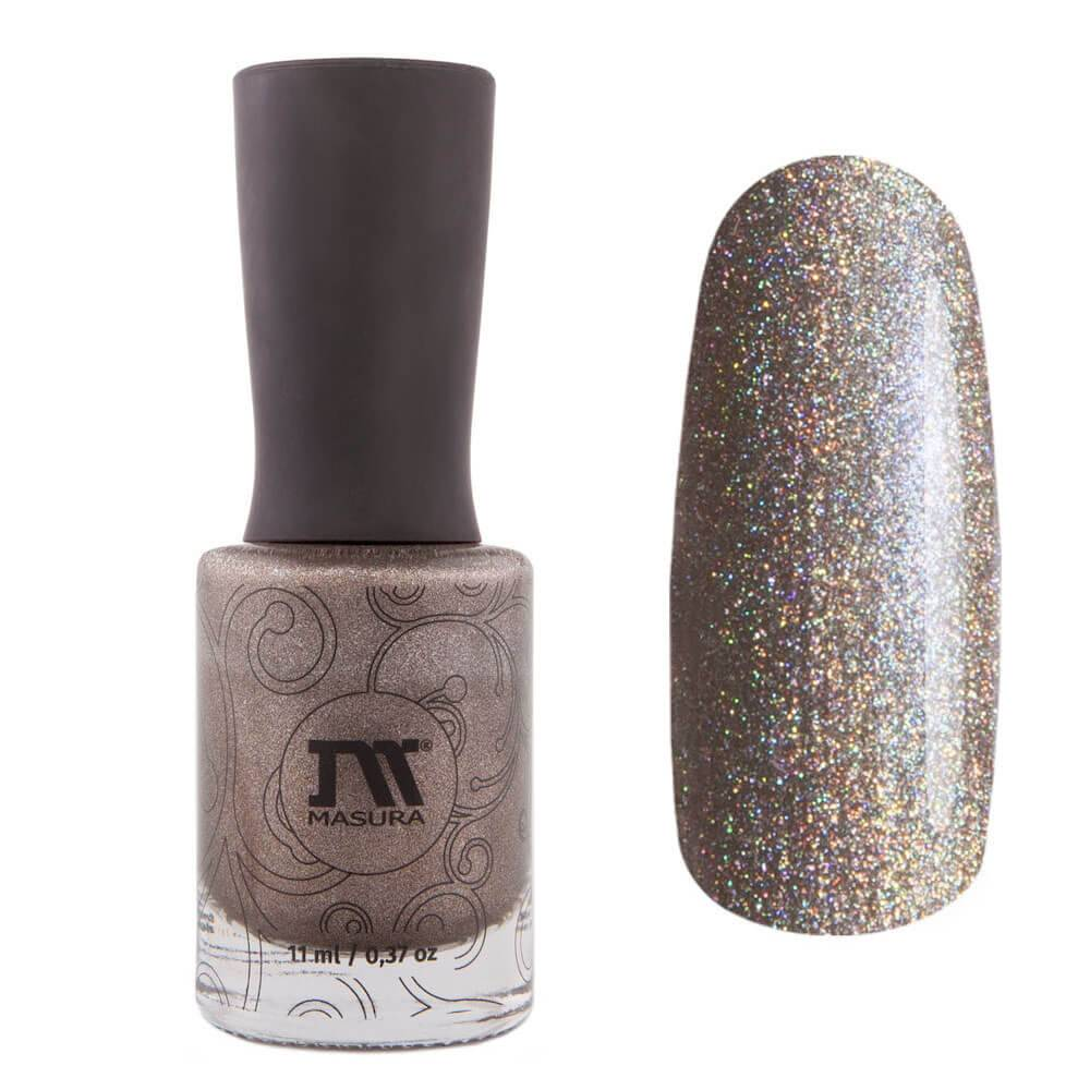 "Nail polish ""Foggy Morning Coffee"", 11 ml"