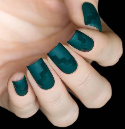 """Opaque"" Matte Top for nail polish, 11 ml"