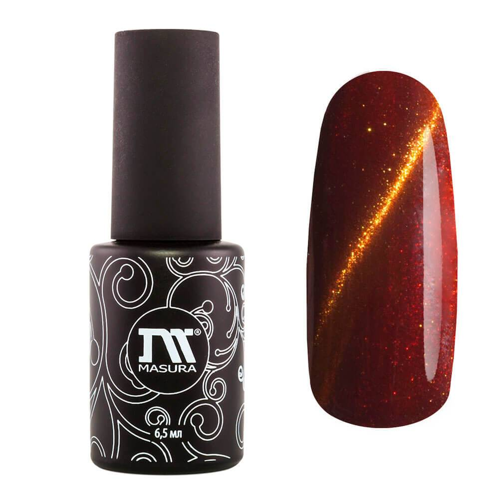 "Gel polish ""Bordeaux for the Queen"", 6,5 ml"