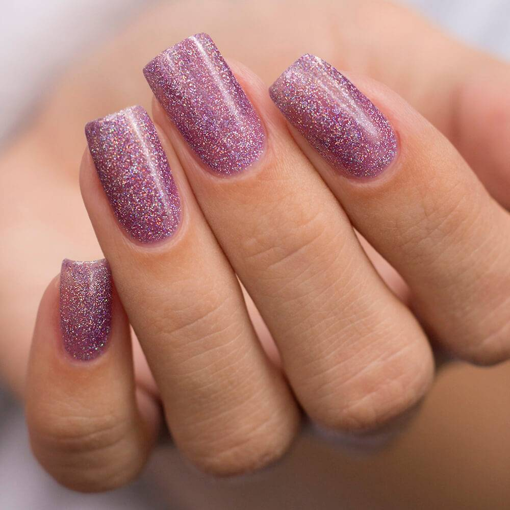 Gel polish BASIC Lilac Rainbow, 11 ml