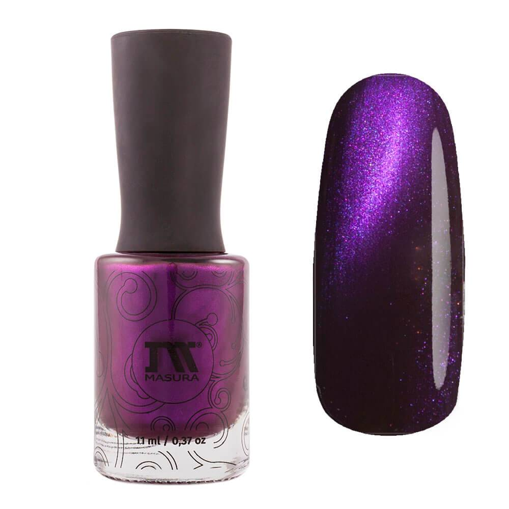 "Nail polish ""Under Night Veil"", 11 ml"