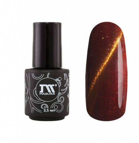 "Gel polish ""Bordeaux for the Queen"", 3,5 ml"