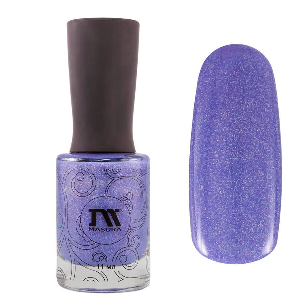 "Nail polish ""Blueberry Sorbet"", 11 ml"