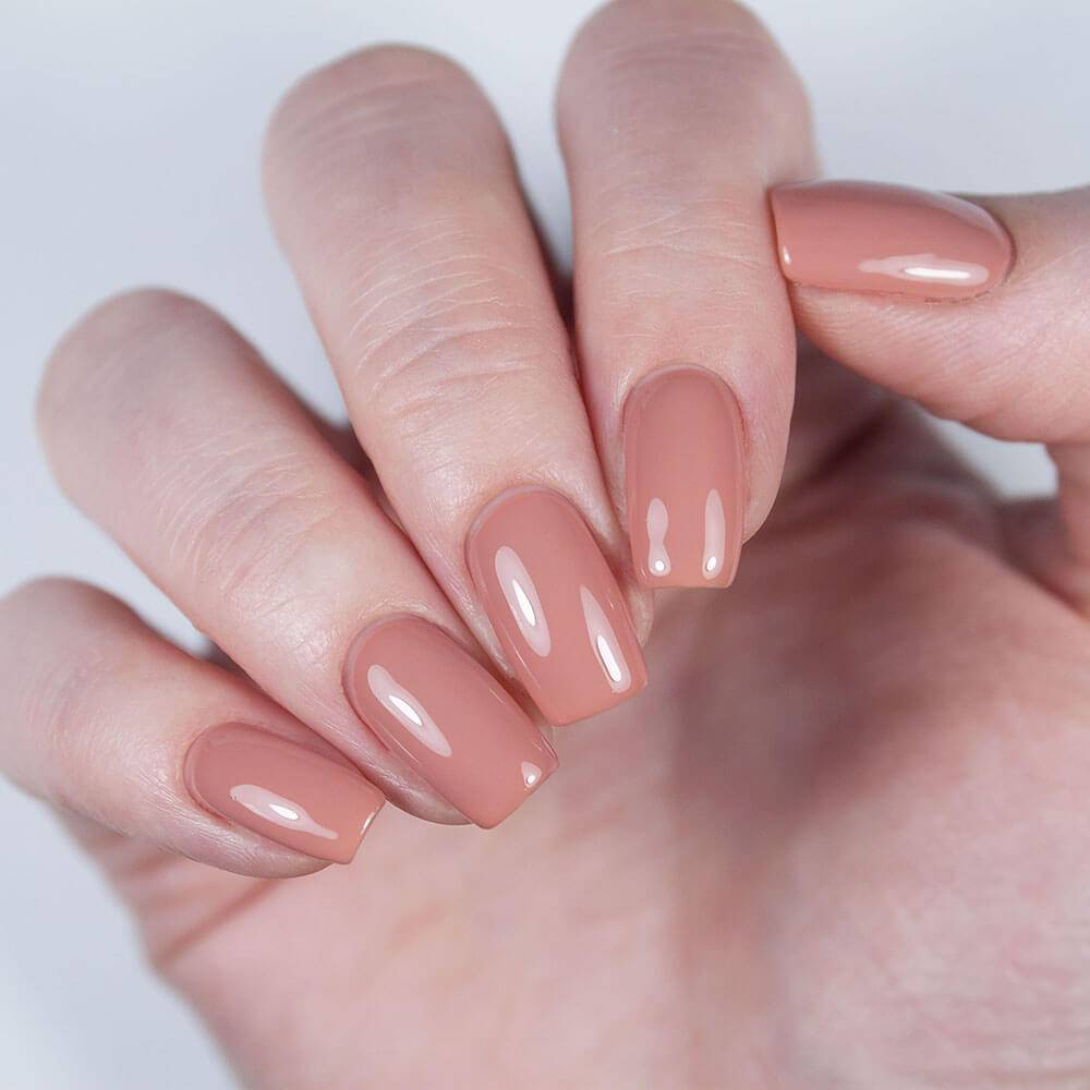"Gel polish BASIC ""Caramel Latte"", 3,5 ml"