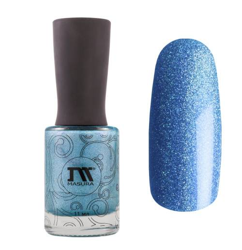 "Nail polish ""Rainbow Over the Waterfall"", 11 ml"