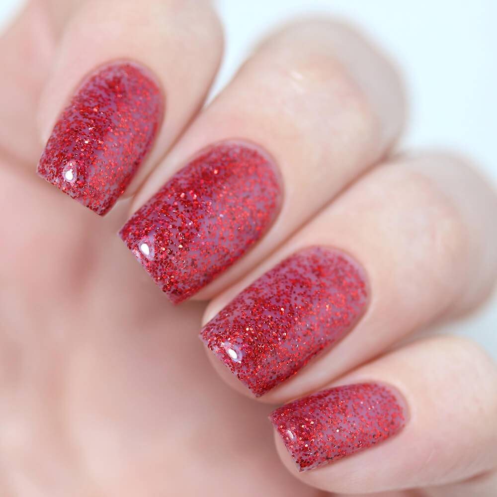 "Gel polish BASIC ""Red Koi"", 3,5 ml"