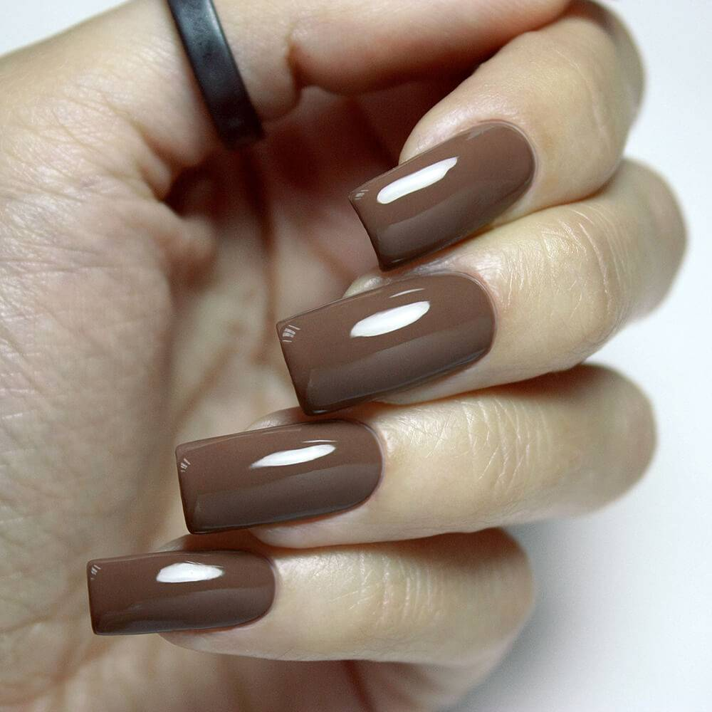 "Gel polish BASIC ""Milk Chocolate"", 3,5 ml"