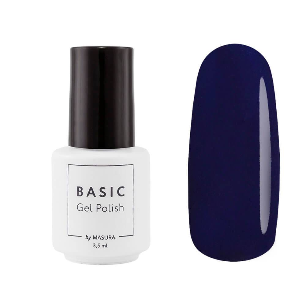 "Gel polish BASIC ""Navy Peony"", 3,5 ml"