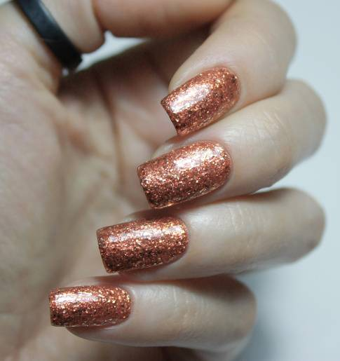 "Gel polish ""Around the Campfire"", 3,5 ml"