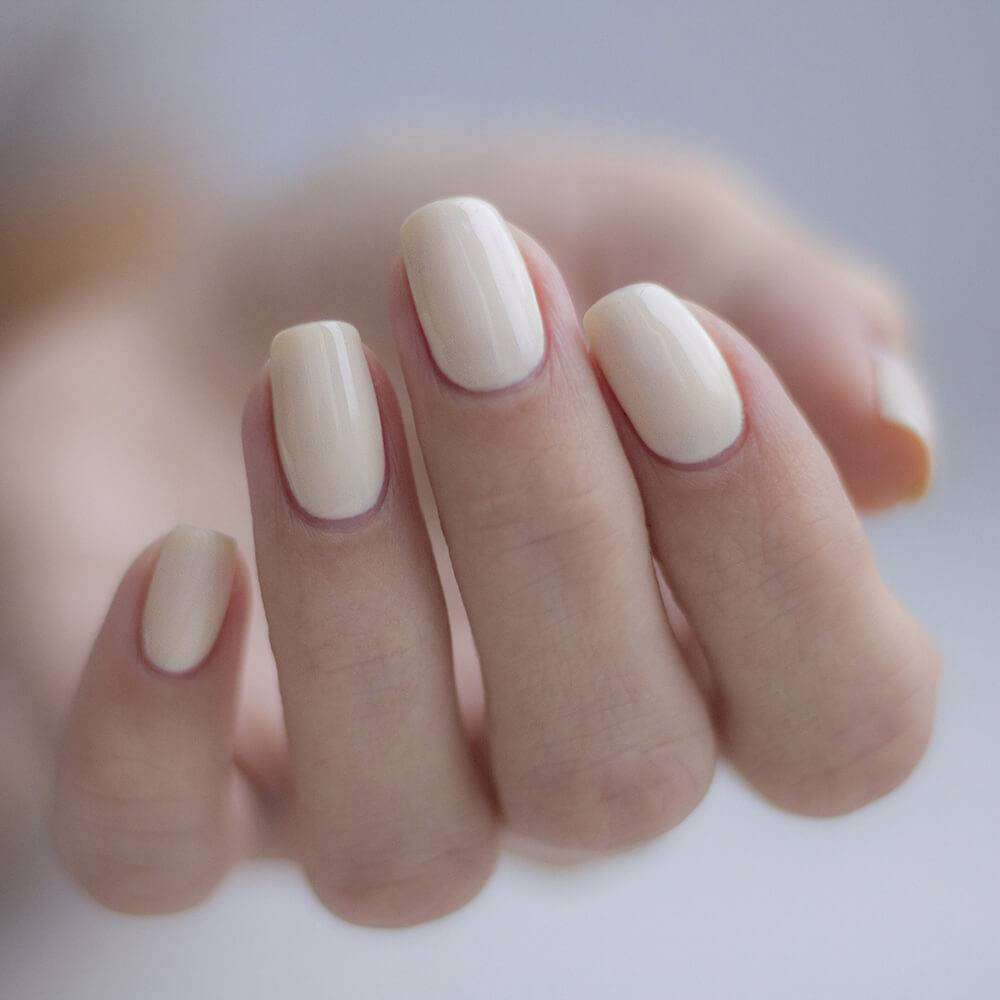 Three-step gel polish