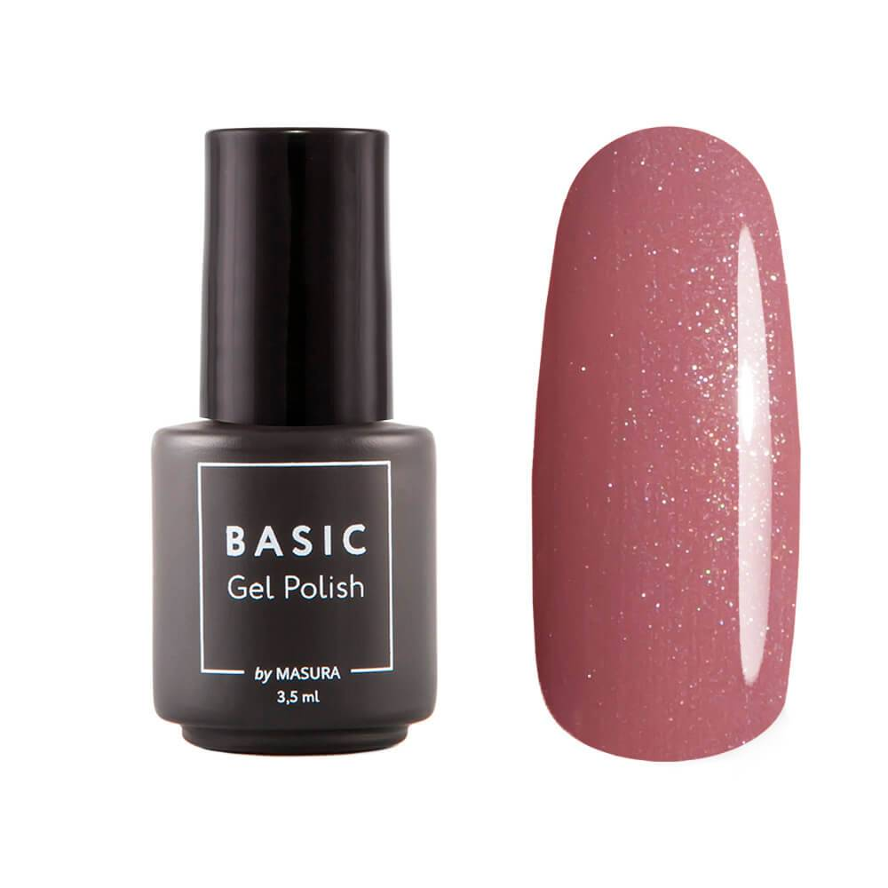 Gel polish BASIC Happy Smile, 3,5 ml