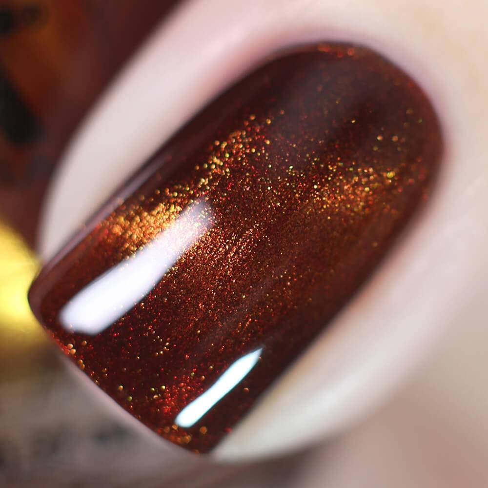 "Nail polish ""The Colossus Steps"", 11 ml"