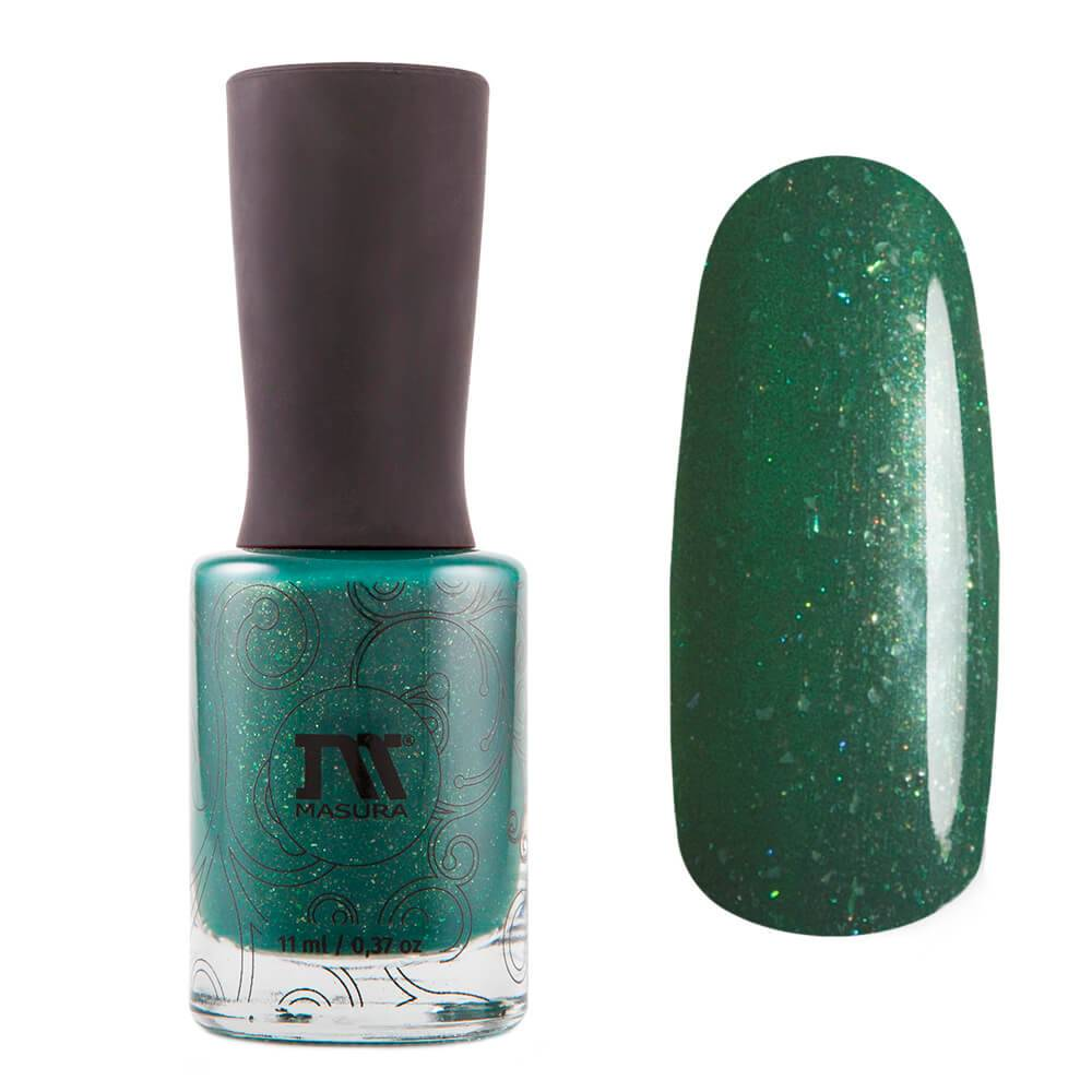 "Nail polish ""Evergreen"", 11 ml"