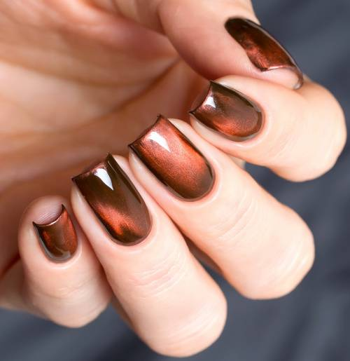 "Nail polish ""Kashmiri Chili"", 11 ml."