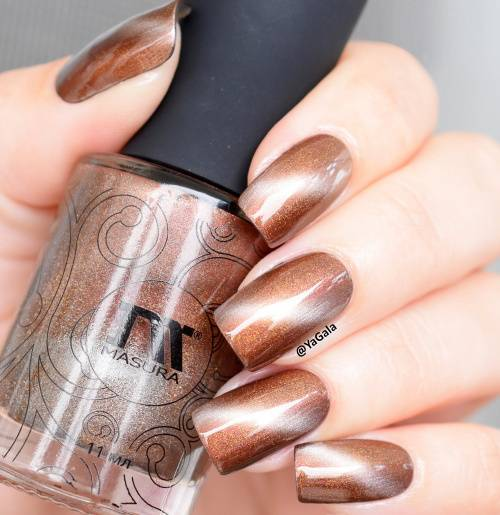 "Nail polish ""Moire Antique"", 11 ml."