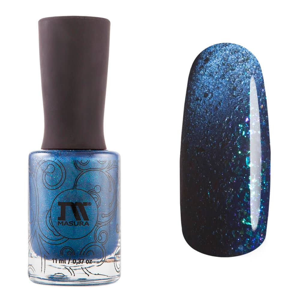 "Nail polish ""The Mountain Elf Lake"", 11 ml"