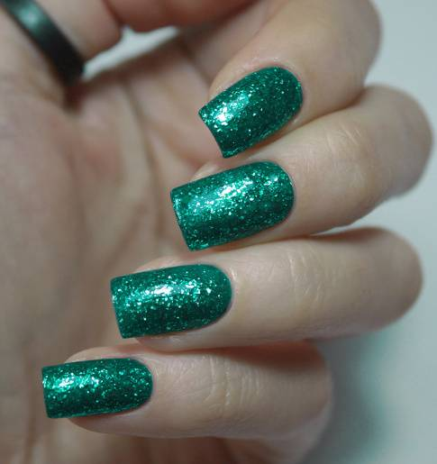 "Gel polish ""Behind Green Eyes"", 3,5 ml"