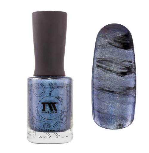 "Nail polish ""Stellar Aquamarine"", 11 ml."