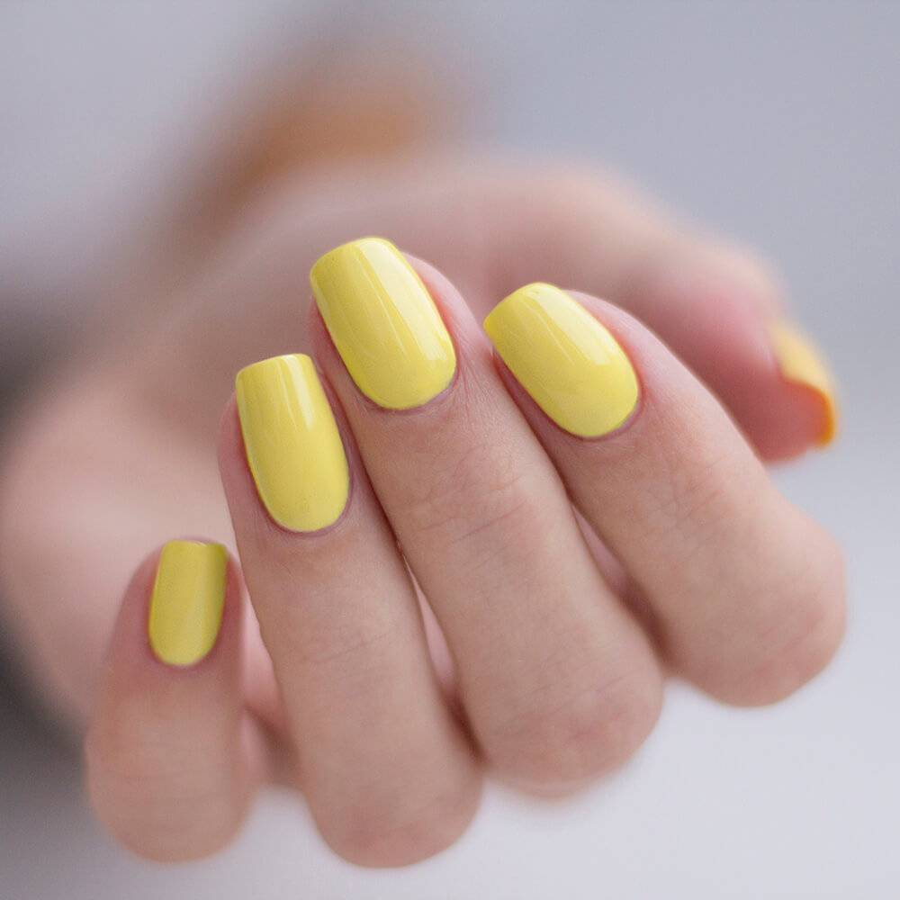 Gel polish BASIC Sonant Canary, 3,5 ml
