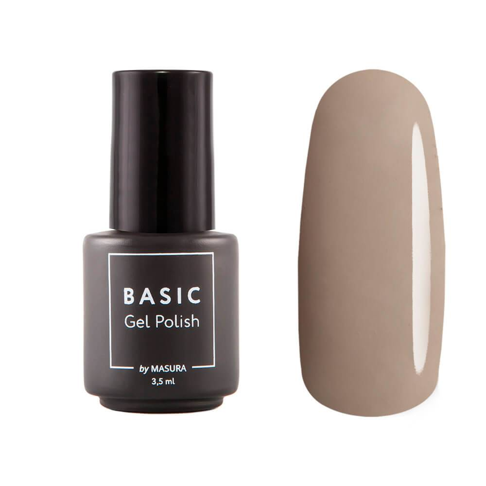 Gel polish BASIC Gourmand, 3,5 ml