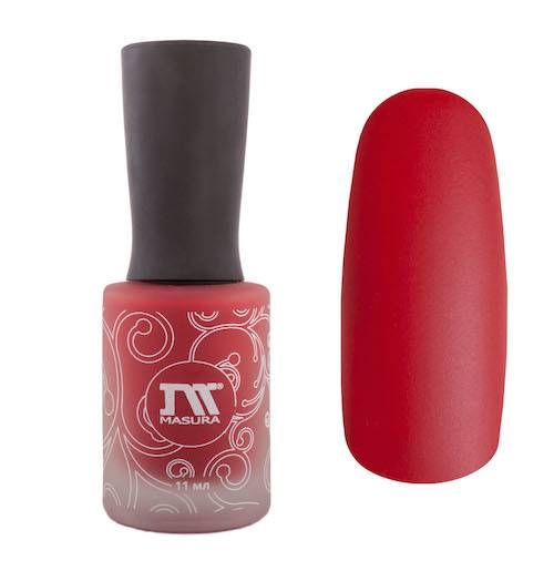 "Nail polish ""Red Aurora"", 11 ml"