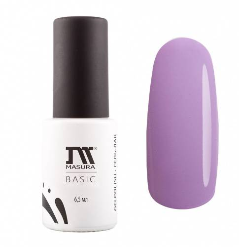 "Gel polish BASIC ""Pret-a-Porter"", 6,5 ml"