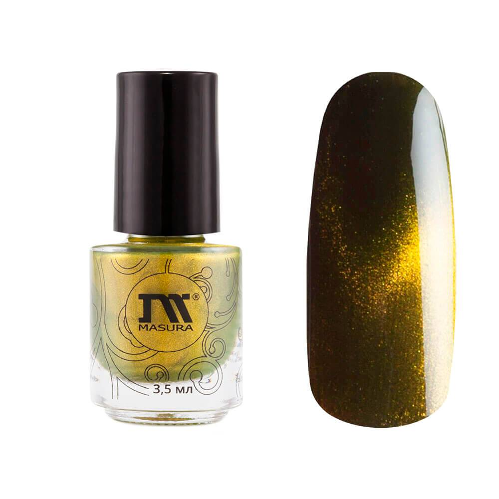 "Nail polish ""Zeus on Golden Cloud"", 3,5 ml"