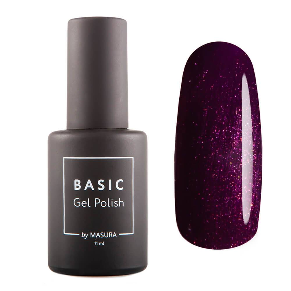Gel polish BASIC Light Euphoria, 11 ml