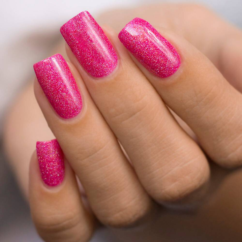 Gel polish BASIC Totally Pink, 11 ml