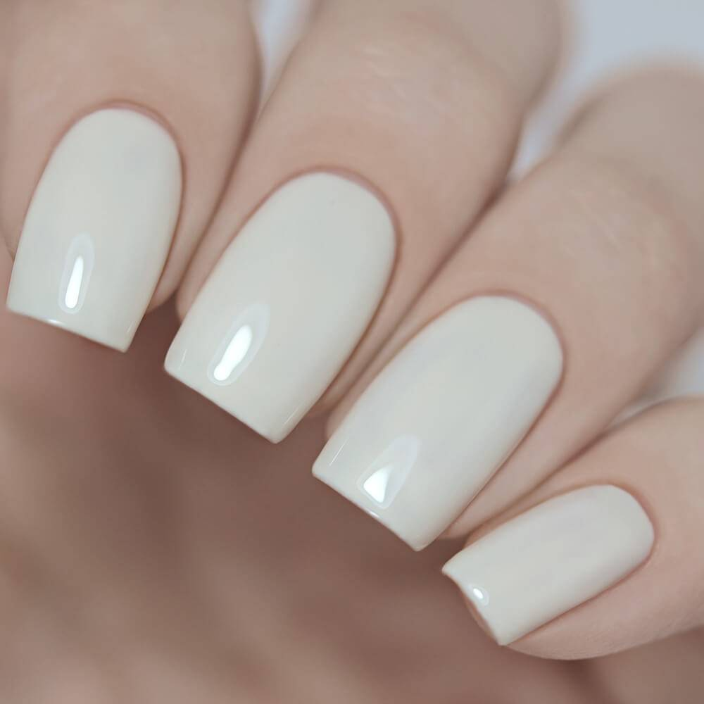 Gel polish BASIC Spring Cream, 3,5 ml