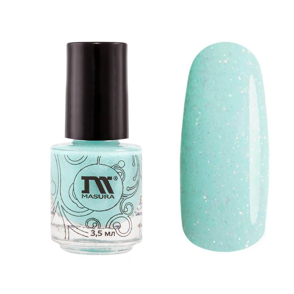 "Nail polish ""Mint Milk"", 3,5 ml"