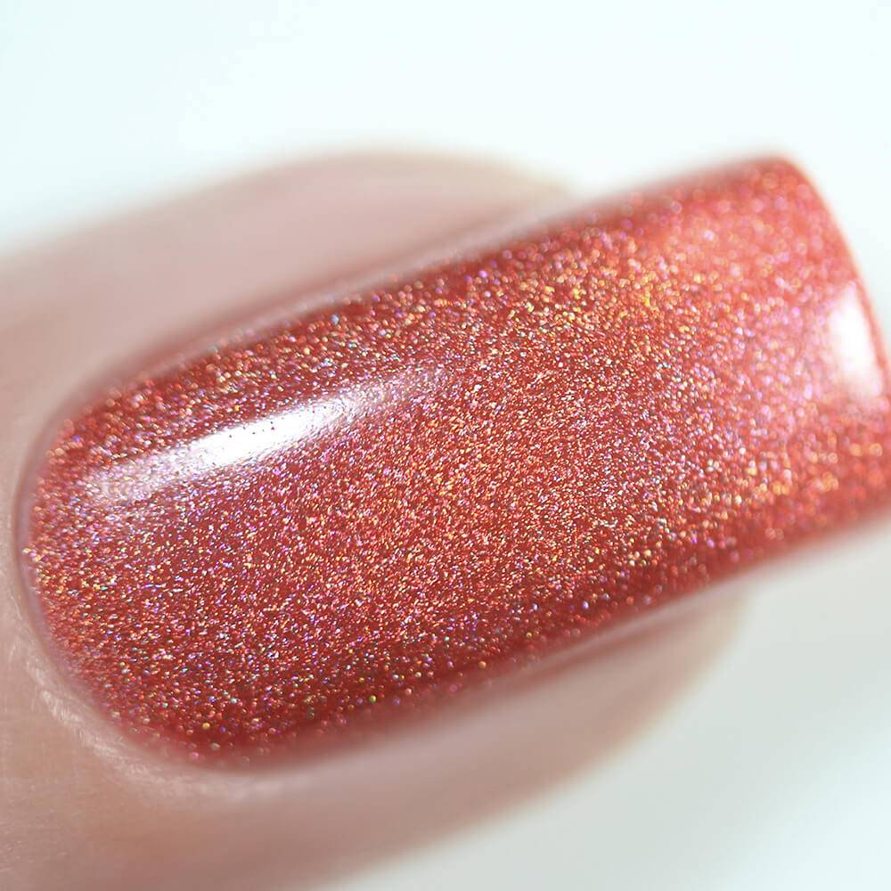 "Nail polish ""Sugar Watermelon"", 11 ml"