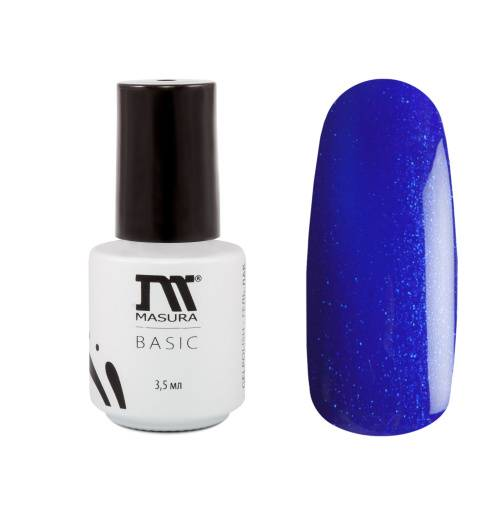 "Gel polish BASIC ""Blues"", 3,5 ml"