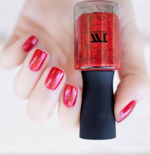 "Nail polish ""Scarlet Sails"", 11 ml"