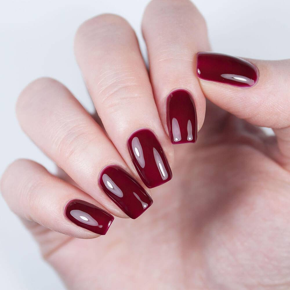 "Gel polish BASIC ""Marsala. The Comeback"", 3,5 ml"