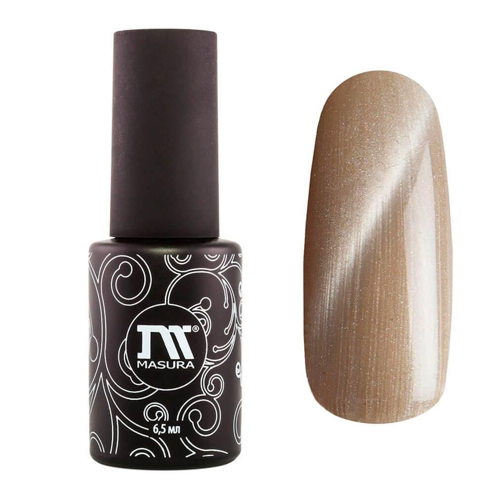 "Gel polish ""Taupe Cat Eye"", 6,5 ml"