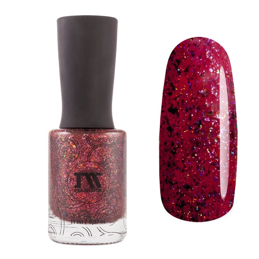 "Nail polish ""Celebrate Red with Pat"", 11 ml"