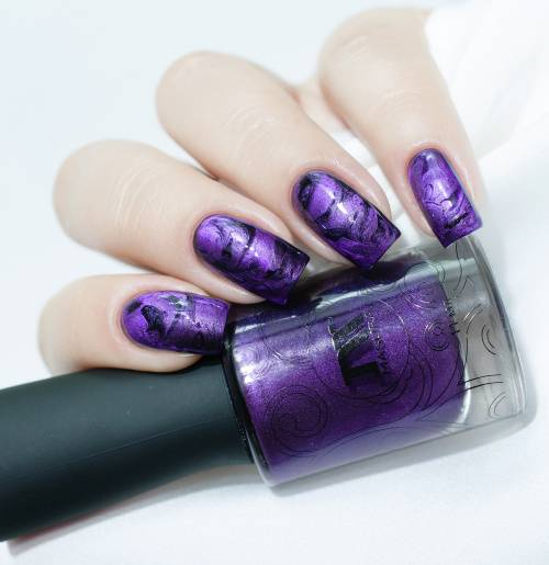 Nail polish 'Lilac Angelite', 3,5 ml