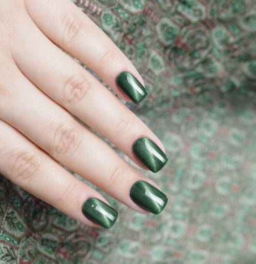 "Gel polish BASIC ""Emerald Valley"", 3,5 ml."