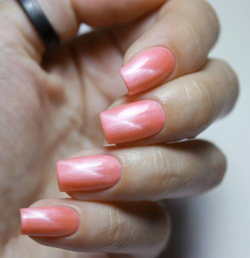 Gel Polish MASURA Rose Nude Cat Eye 35 Ml
