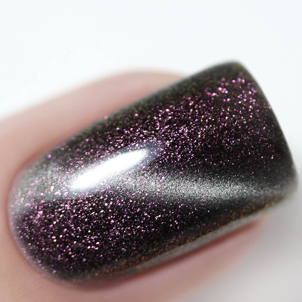 Nail polish Plum in Winter, 3,5 ml