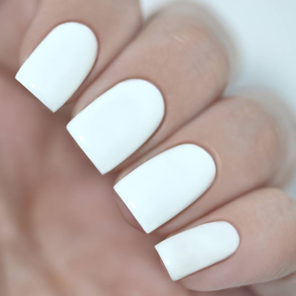 "Gel polish BASIC ""White Velvet"", 3,5 ml"