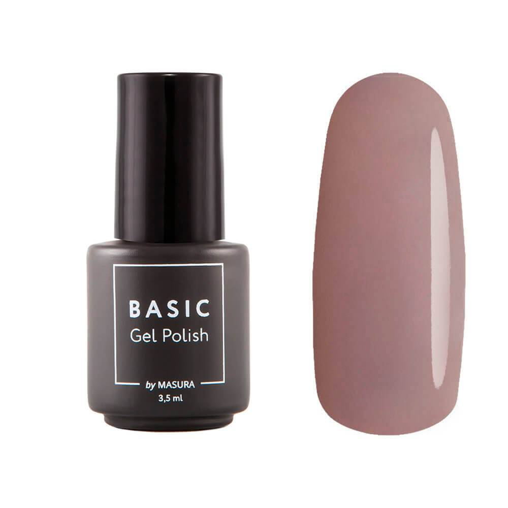 "Gel polish BASIC ""Macchiato"", 3,5 ml"