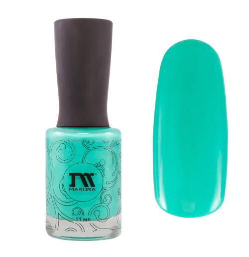 "Nail polish ""Tranquil Gaze"", 11 ml"