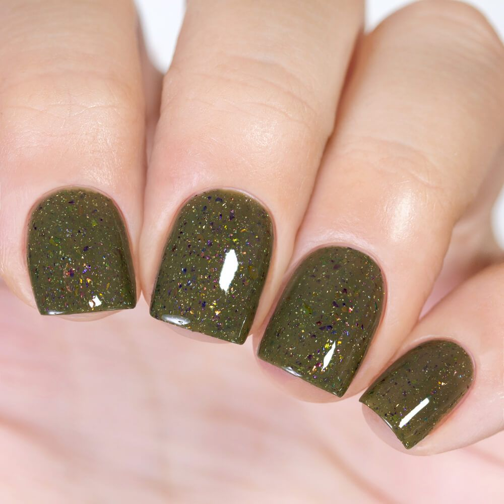 Nail polish Little Forest, 11 ml