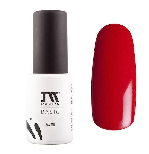 "Gel polish BASIC ""Born In USSR"", 6,5 ml"
