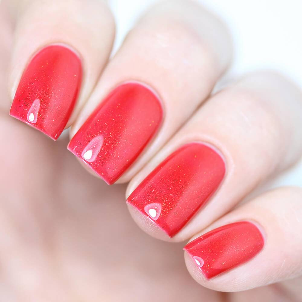 "Gel polish BASIC ""Grenadine"", 3,5 ml"