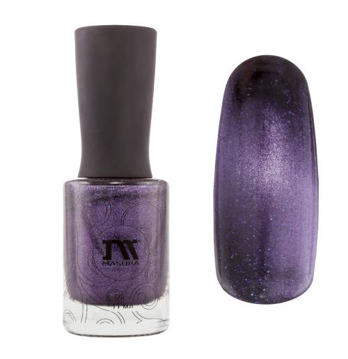 "Nail polish ""Mysterious Ametrine"", 11 ml."
