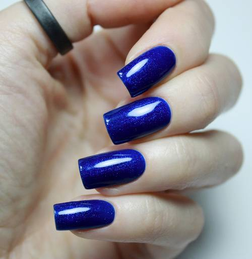 "Gel polish BASIC ""Blues"", 6,5 ml"